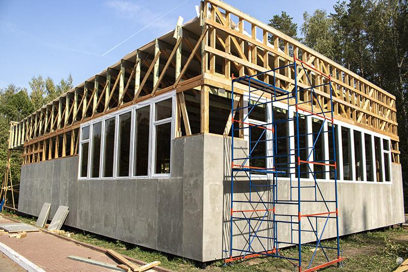 Проектирование и строительство Молодёжного центра в Москве